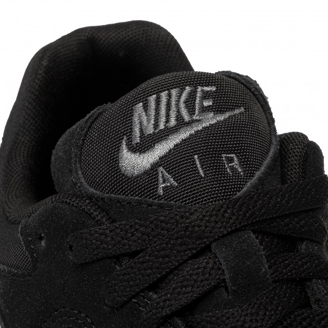 Nike nike men's ebernon low basketball shoe, blackwhite, 12 regular us