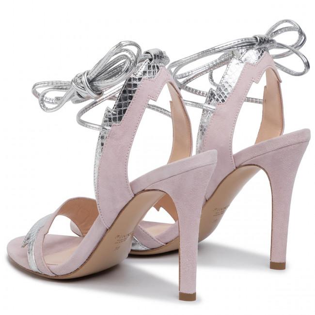 Szandál PINKO - Chiodi Di Garofano PE 20 BLKS1 1H20QF Y624 Light Pink P26 - Elegáns szandálok - Szandálok - Papucsok és szandálok - Női wcet7