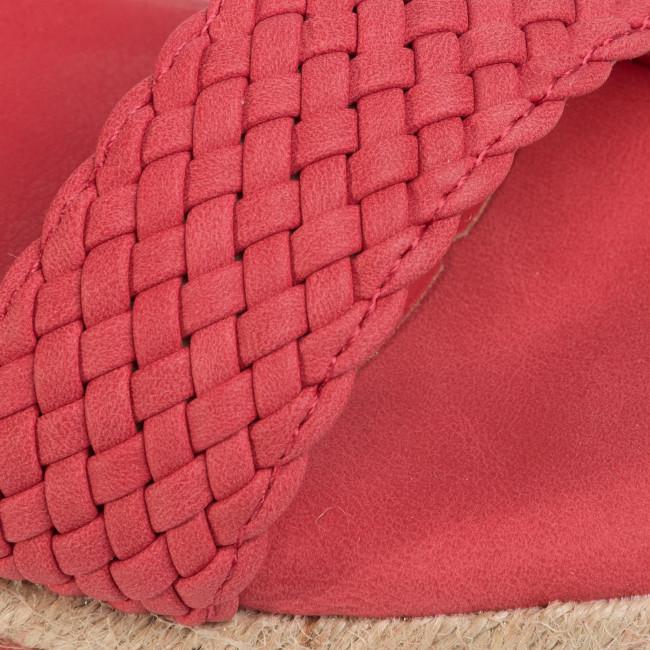 Espadrilles REFRESH - 69485  Red - Espadrilles - Papucsok és szandálok - Női pxhDY