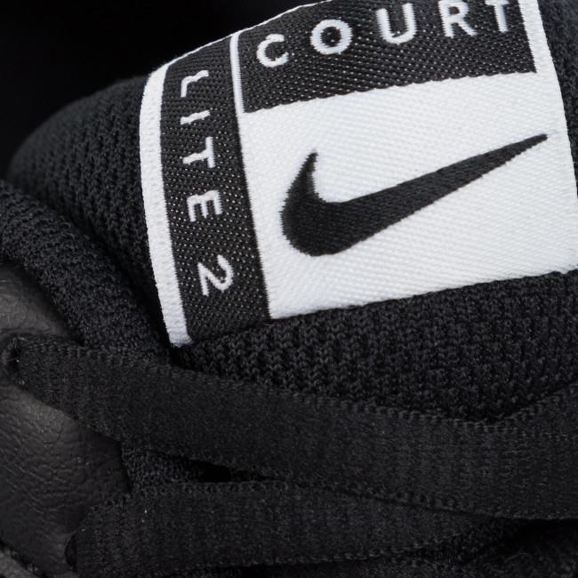 Cipő NIKE Court Lite 2 AR8836 001 BlackWhiteWhite