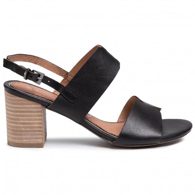 Szandál MARCO TOZZI - 2-28301-34 Black 001 - Hétköznapi papucsok - Papucsok - Papucsok és szandálok - Női 0i7iN