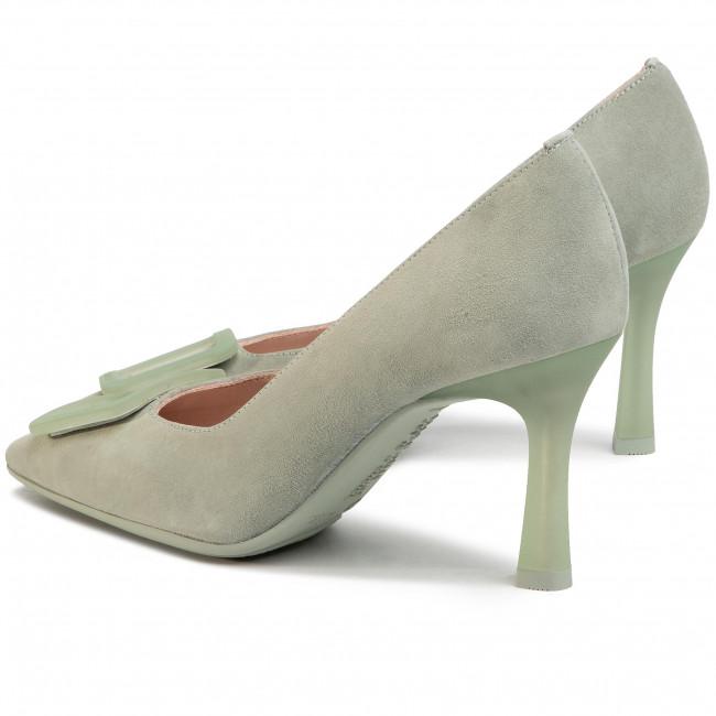 Félcipő HISPANITAS - Paris-7 HV00179 Salvia - Tűsarkú cipő - Félcipő - Női hh06E