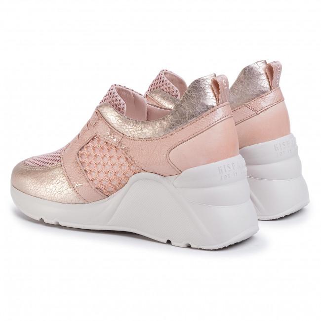Sportcipő HISPANITAS - Tokio HV09961 Cameo - Sneakers - Félcipő - Női FhlzT