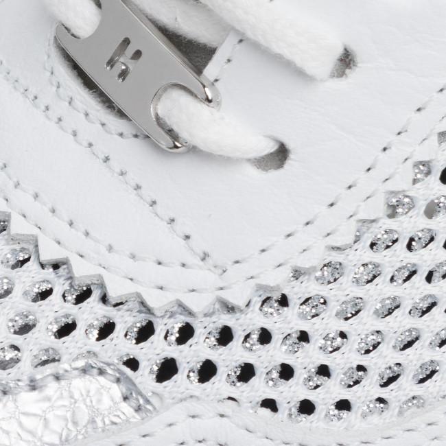 Sportcipő HISPANITAS - Tokio HV09964 White - Sneakers - Félcipő - Női C7NYZ