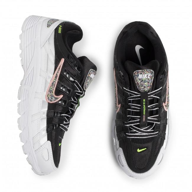 Cipő NIKE - P-600 Se CJ9585 001 Black/Multi Color White - Sneakers - Félcipő - Női Gn1ab