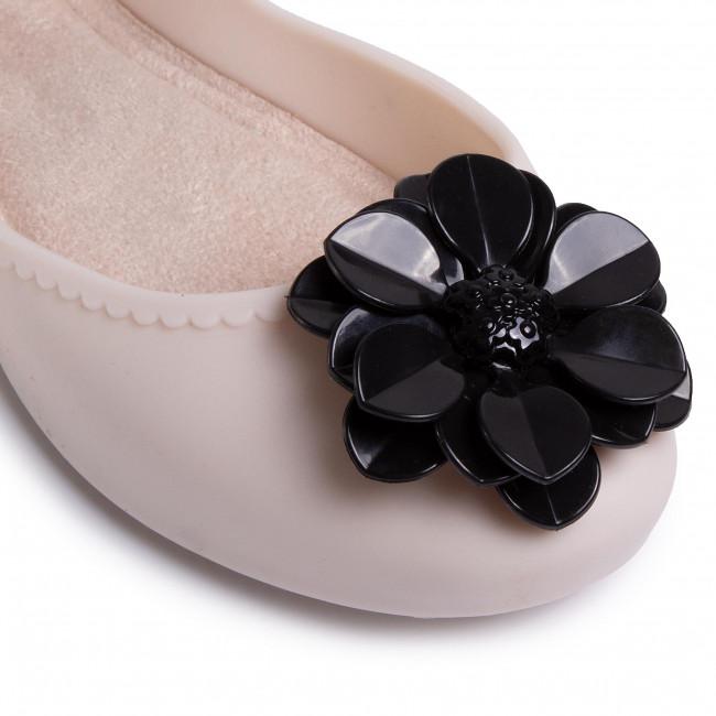 Balerina ZAXY - Start Flower Fem 82850 Off White 51485 FF285068 - Balerina - Félcipő - Női HhqRy