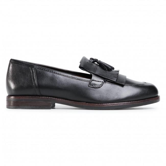 Lords CAPRICE 92420025 Black 022 Lords cipők Félcipő Női