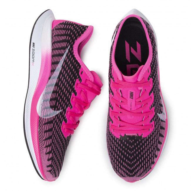 Cipő NIKE Zoom Pegasus Turbo 2 AT8242 601 Pink BlastWhiteBlack