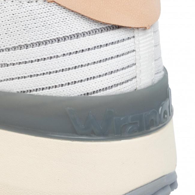 Sportcipő WRANGLER - Iconic 70 K WL01630A  White 051 - Sneakers - Félcipő - Női YK355