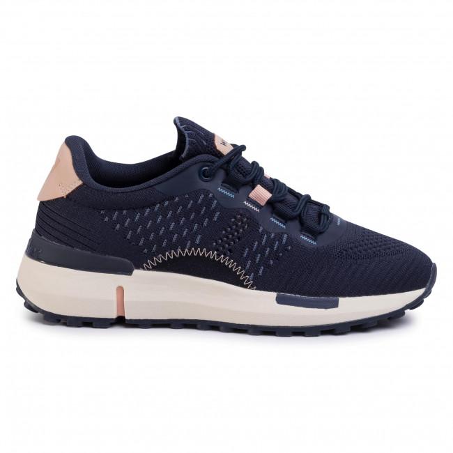 Sportcipő WRANGLER - Iconic 70 K WL01630A  Navy 016 - Sneakers - Félcipő - Női VkffB