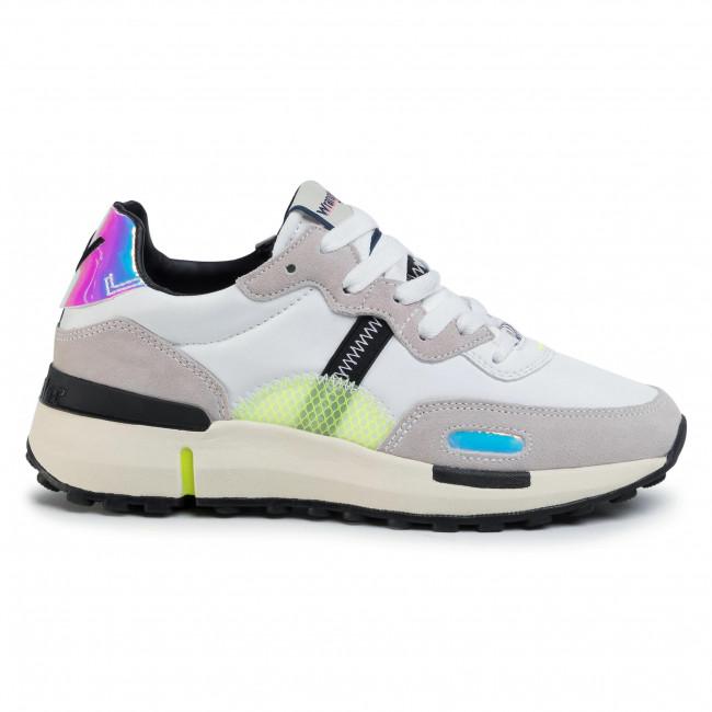 Sportcipő WRANGLER - Iconic 70 Ns  WL01631A White 051  - Sneakers - Félcipő - Női zSxSj