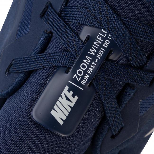 Cipő NIKE Zoom Winflo 6 AQ7497 401 Midnight NavyPure Platinum