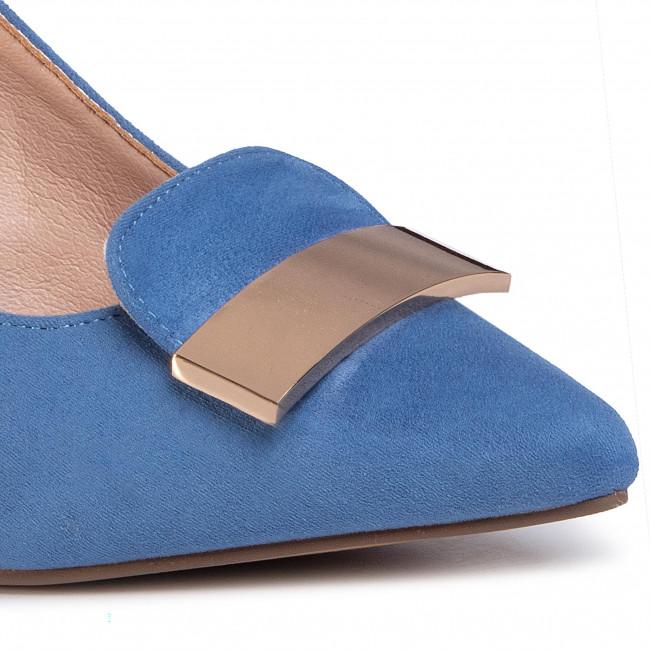 Szandál MENBUR - 21403 Jeans 0051 - Elegáns szandálok - Szandálok - Papucsok és szandálok - Női 83PpY