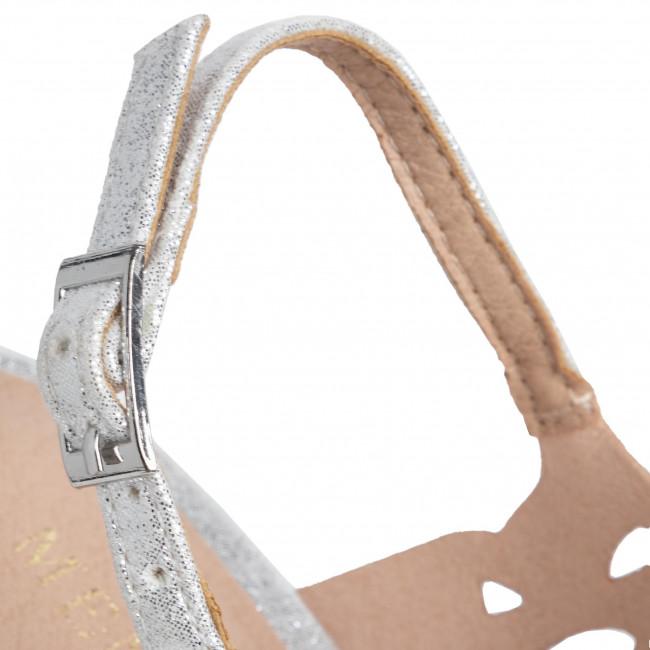 Szandál MENBUR - 21581  Silver 0009 - Hétköznapi szandálok - Szandálok - Papucsok és szandálok - Női ZAJBC