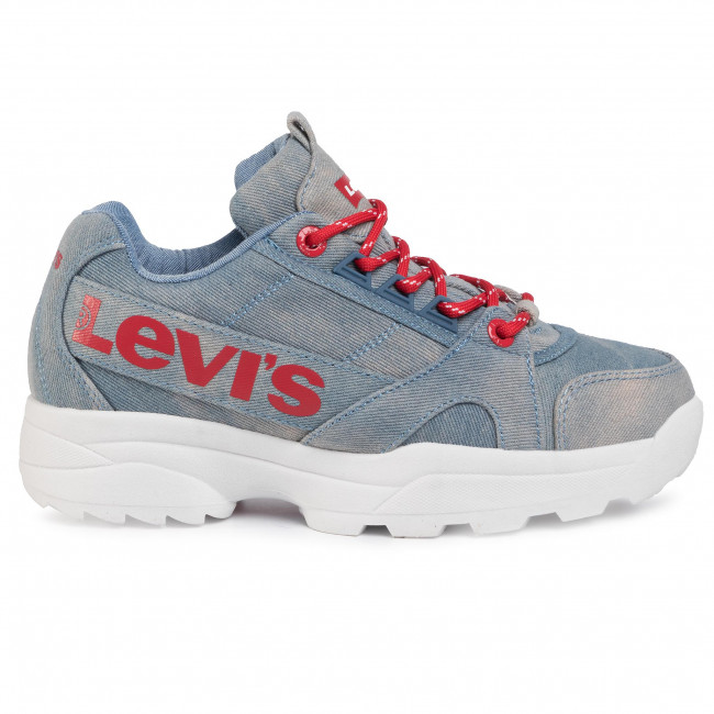 Sportcipő LEVI'S - VSOH0011T  Lt Blue 0034 - Sneakers - Félcipő - Női V5pMw