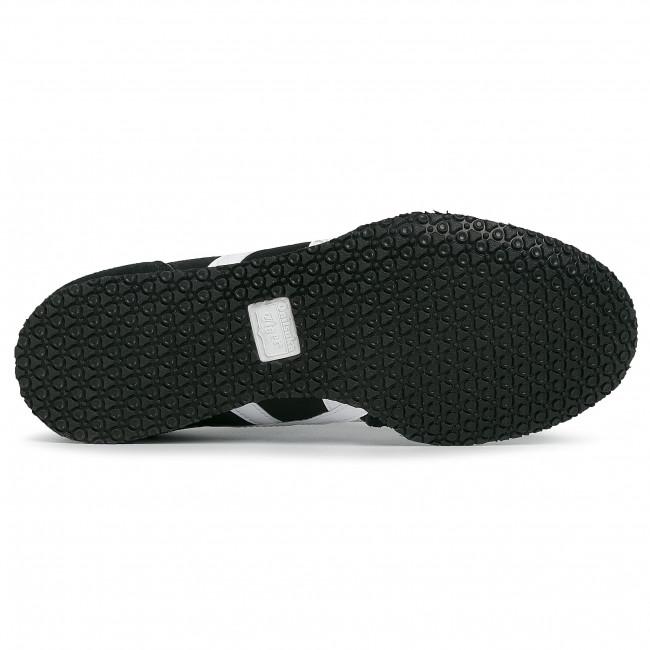 Sportcipő ONITSUKA TIGER - Serrano 1183B400 Black/White 001 - Sneakers - Félcipő - Női r2wsm