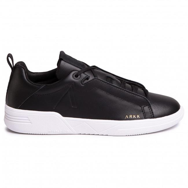 Sportcipő ARKK COPENHAGEN - Uniklass Leather S-C18 IL4605-0099-W Black - Sneakers - Félcipő - Női uiauo