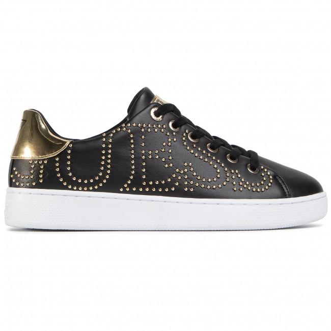 Sportcipő GUESS - Razz FL7RAZ ELE12 BLACK - Sneakers - Félcipő - Női TG0wf