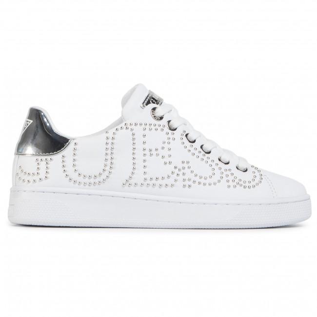 Sportcipő GUESS - Razz FL7RAZ ELE12 WHITE - Sneakers - Félcipő - Női uOuIJ