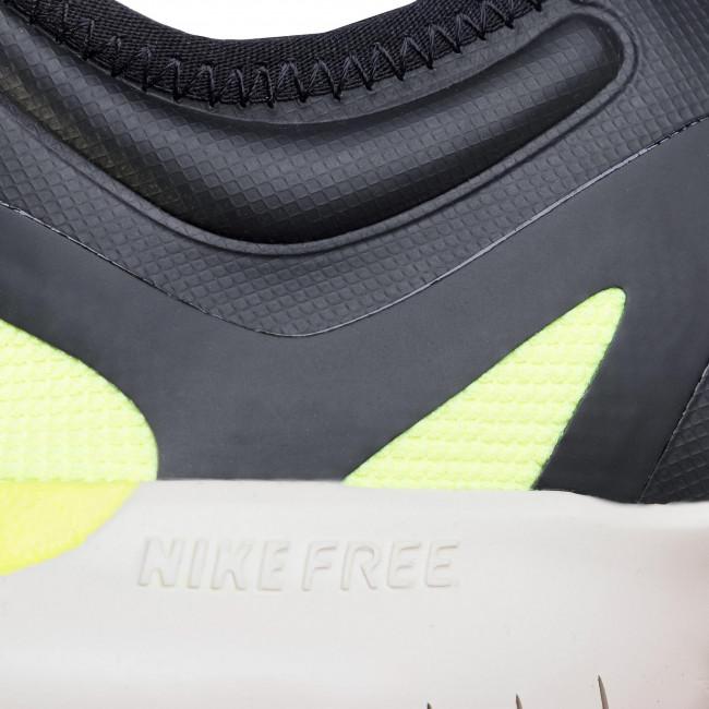 Cipő NIKE Free Rn 5.0 Shield BV1223 001 Black Metallic/Silver Edzőcipők Futócipők Sport Férfi