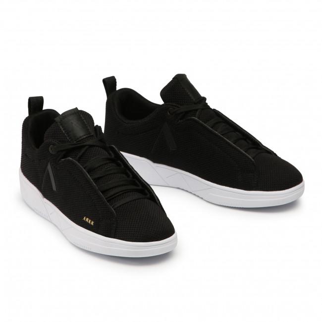 Sportcipő ARKK COPENHAGEN - Uniklass FG S-C18 CO4609-0099-W Black/White - Sneakers - Félcipő - Női 54fig
