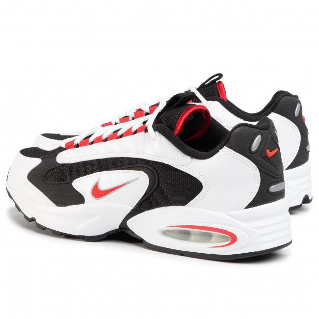 Cipő NIKE - Air Max Triax CD2053 105 White/University Red/Black - Sneakers - Félcipő - Női Y79Cy