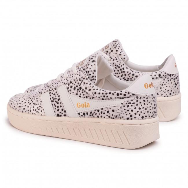 Sportcipő GOLA - Grandslam Cheetah CLA414 Off White - Sneakers - Félcipő - Női NmYUM