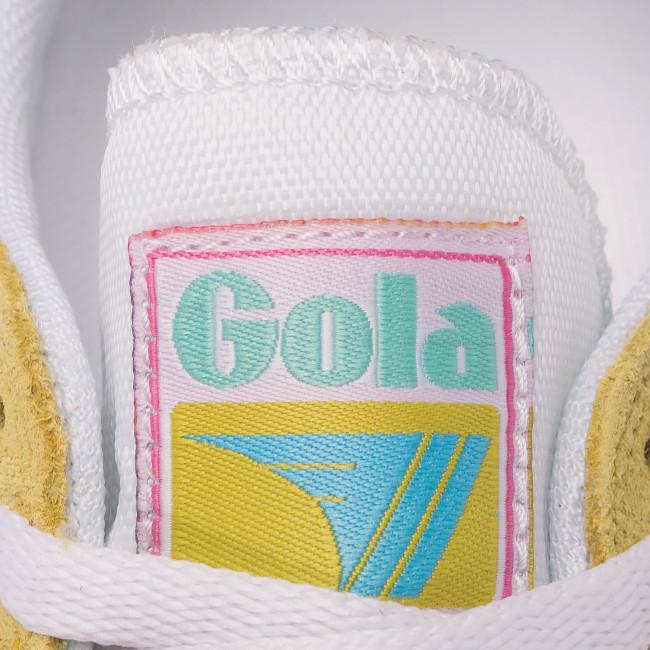 Sportcipő GOLA - Daytona CLA592 White/Fluro Pink/Aqua Blue/Sea Mint - Sneakers - Félcipő - Női rUqHu