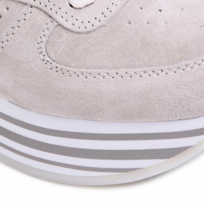 Sportcipő MEXX - MXK0086_01W Lt Grey 9004  - Sneakers - Félcipő - Női XN4Ha