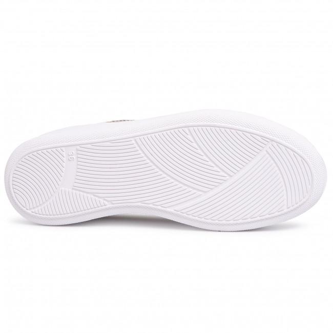 Sportcipő MEXX - Eliza MXK0102W White/Gold 3009 - Sneakers - Félcipő - Női SCGRm