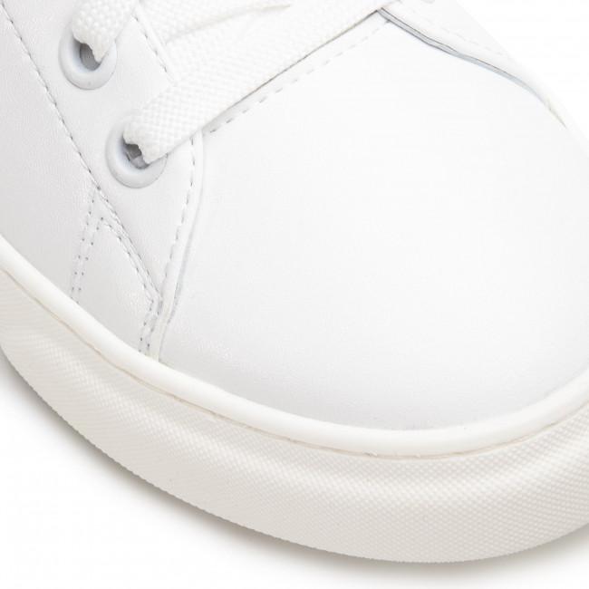 Sportcipő BALDACCINI - 1353000 Biały Lico/Fuksja Zamsz - Sneakers - Félcipő - Női EGHIG