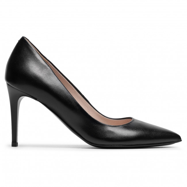 Tűsarkú QUAZI - QZ-73-05-000931 101 - Tűsarkú cipő - Félcipő - Női 0rnH3