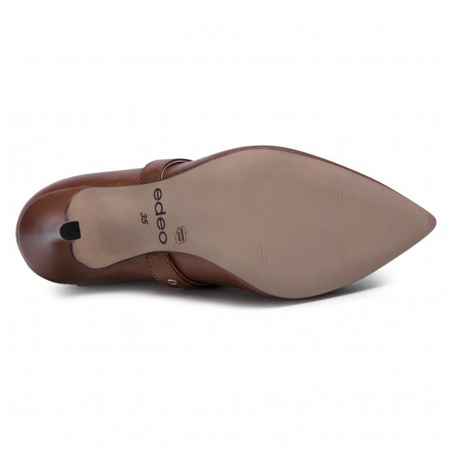 Tűsarkú EDEO - 3568-1232 Brąz - Tűsarkú cipő - Félcipő - Női iaKoF