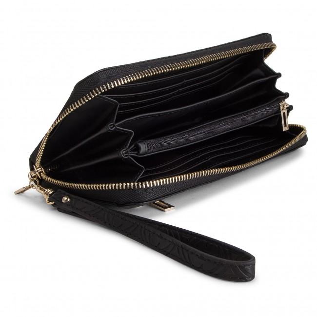 Nagy női pénztárca GUESS - SWSH66 91460 BLA - Női pénztárcák ... 634486bc81