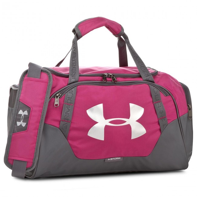 8b0500c57242 Táska UNDER ARMOUR - Undeniable Duffle 3.0 1301391-654 Xs/Tpk/Gph ...