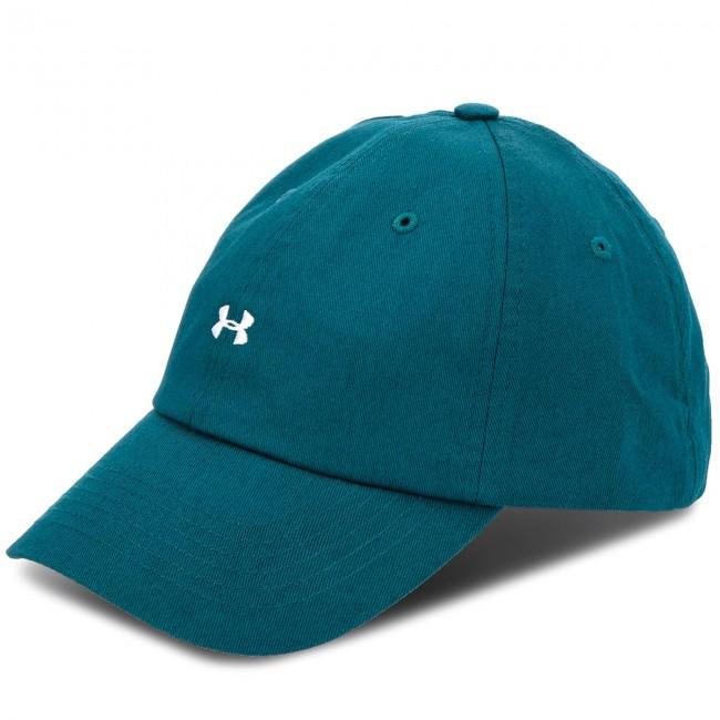 Baseball sapka UNDER ARMOUR - Favorite Logo Cap 1306295-716 Zöld ... ea87fecabe