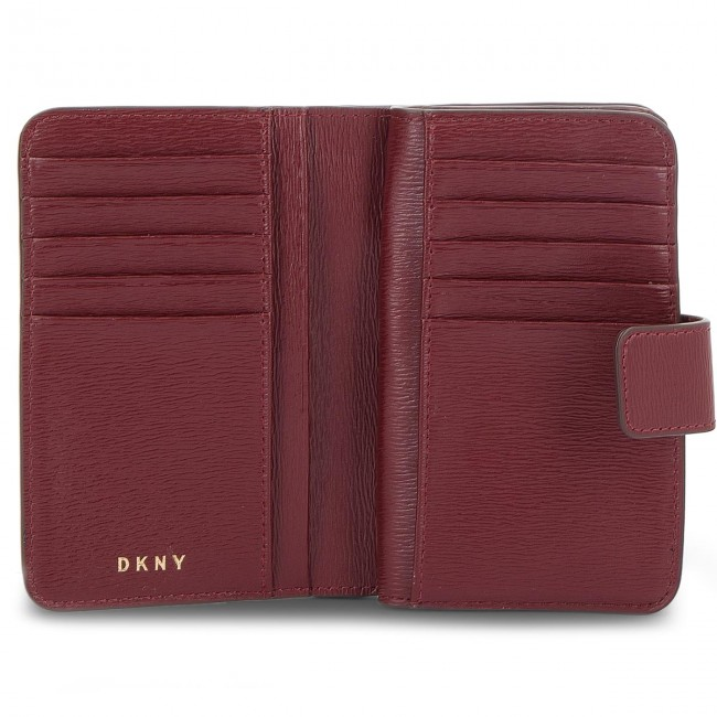 Nagy női pénztárca DKNY - Bryant Sm Carryall R8313659 Blood Red XOD ... a91025eb0d