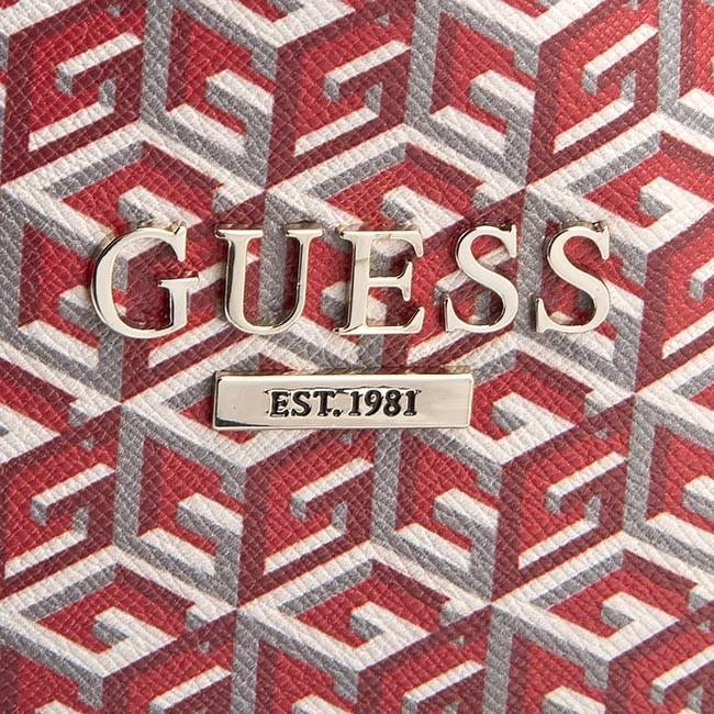 fead1e9903 Táska GUESS - G Cube (Dg G-Medium Tote) HWDG45 63230 CRI ...