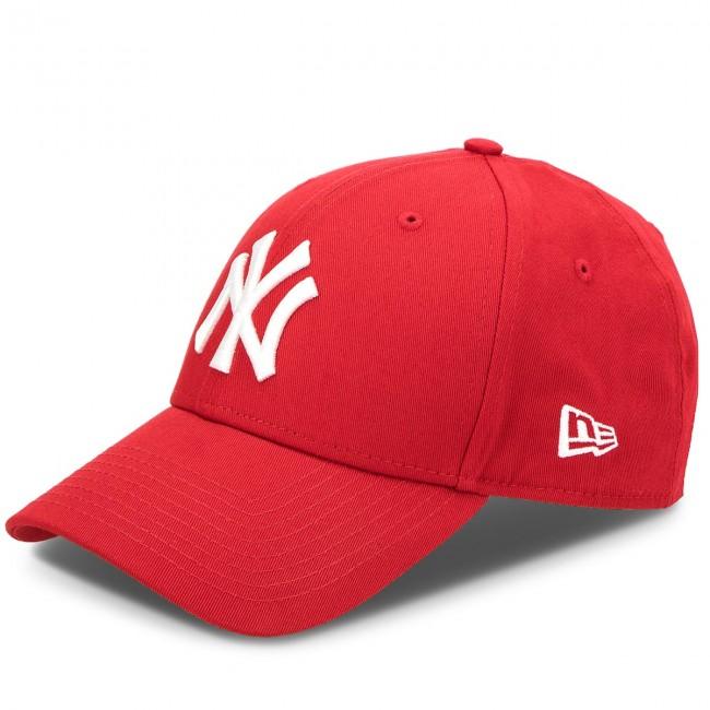 Baseball sapka NEW ERA - 940 Leag Basic Neyy 10531938 Piros - Női ... 51557ad53a