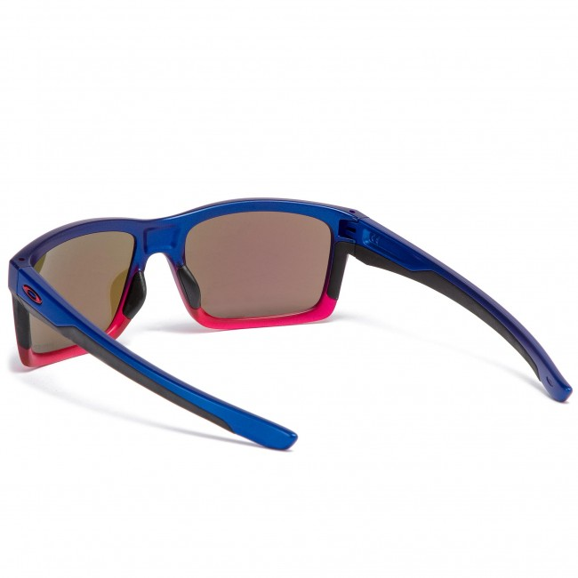 Napszemüveg OAKLEY - Mainlink OO9264-3257 Blue Pop Fade Prizm Sapphire  Iridium c0694e5b61