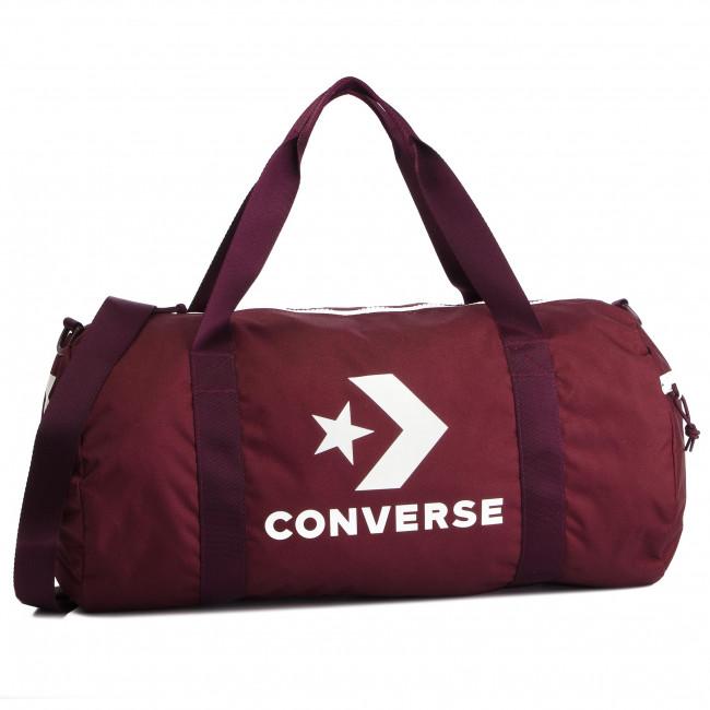 Táska CONVERSE - 10008287-A01 Bordó - Sporttáskák és hátizsákok ... 4ae065ae7d