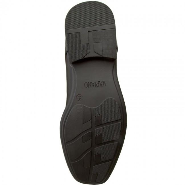 Félcipő VAPIANO M160410 01 Fekete Alkalmi Félcipő