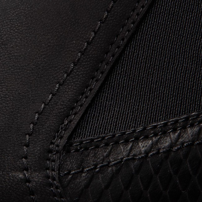Magasított cipő LASOCKI - WI23-DALIA-06 Fekete - Magasított cipők ... 3457cb1c36