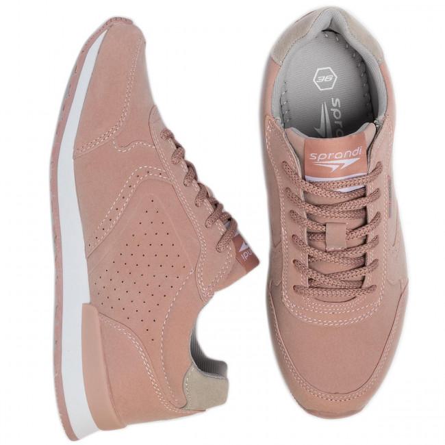 Sportcipő Sprandi WP07 181082 03 FEKETE