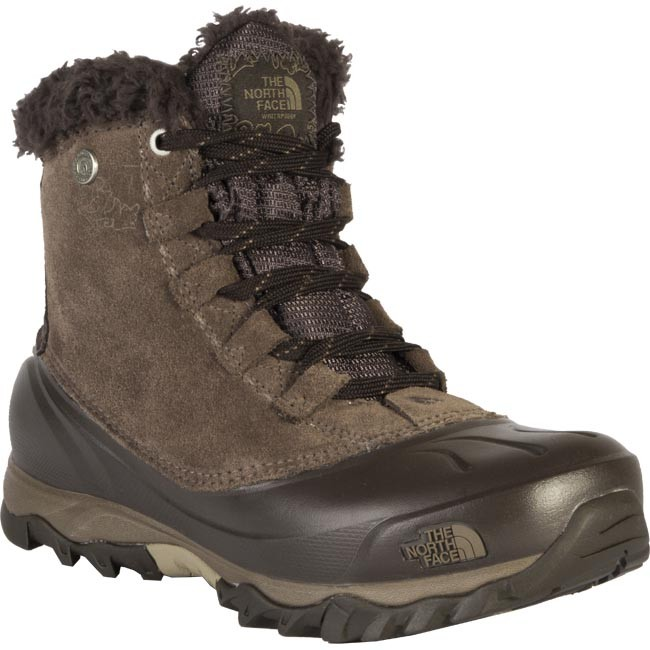 Bakancs THE NORTH FACE - Snow Betty Boot Dark Earth Brown ... 8ccedc94b0