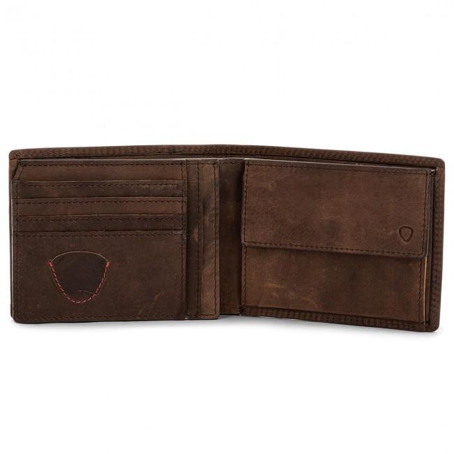 Nagy férfi pénztárca STRELLSON - Baker Street 4010000048 Dark Brown ... 25341eeb81
