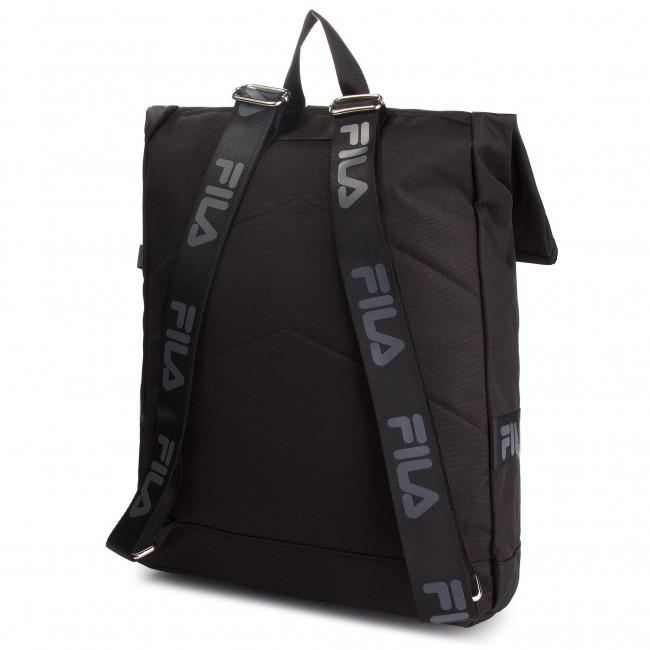 Hátizsák FILA - Rolltop Backpack Örebro 685045 Black 002 - Sporttáskák és  hátizsákok - Kiegészítők - www.ecipo.hu 0aaf82de67