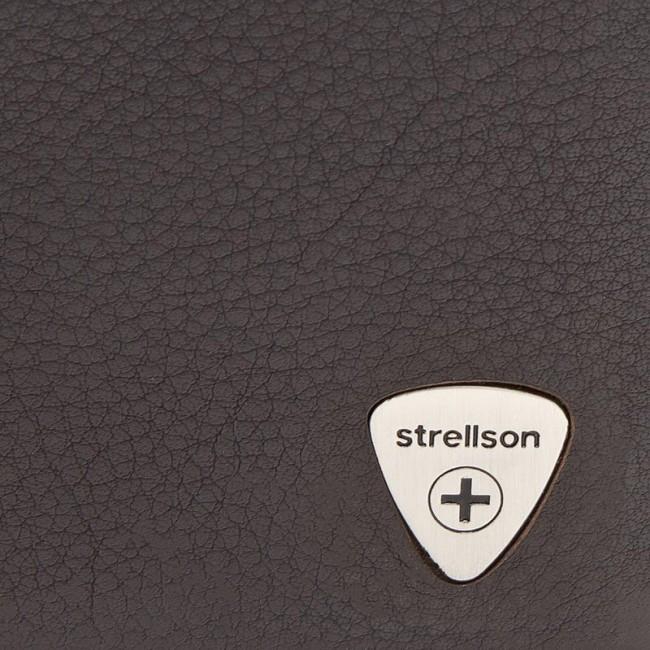 Nagy férfi pénztárca STRELLSON - Harrison 4010001047 Dark Brown 702 ... a39508d50e