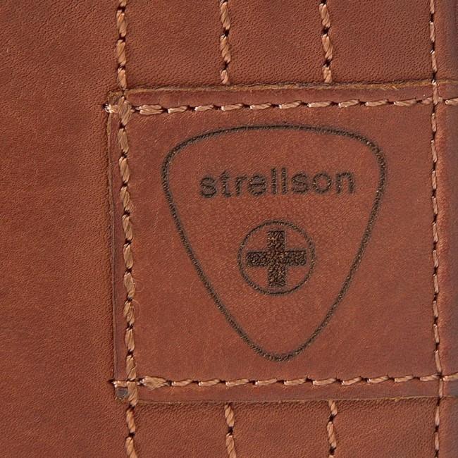 Nagy férfi pénztárca STRELLSON - Upminster 4010001929 Cognac 703 ... 56111fb23f