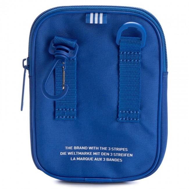 Válltáska adidas - Festvl B Trefoi BK6729 Blue - Női - Táskák az ifjúság  számára - Bőrdíszműáruk - Kiegészítők - www.ecipo.hu 371ecb2b65